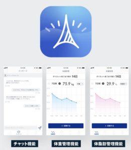 東京GLPクリニック アプリ
